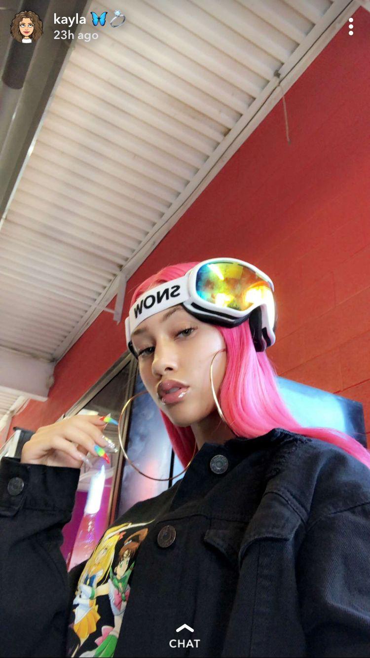 pin by alex santoros on makeup in 2018 pinterest baddies hair