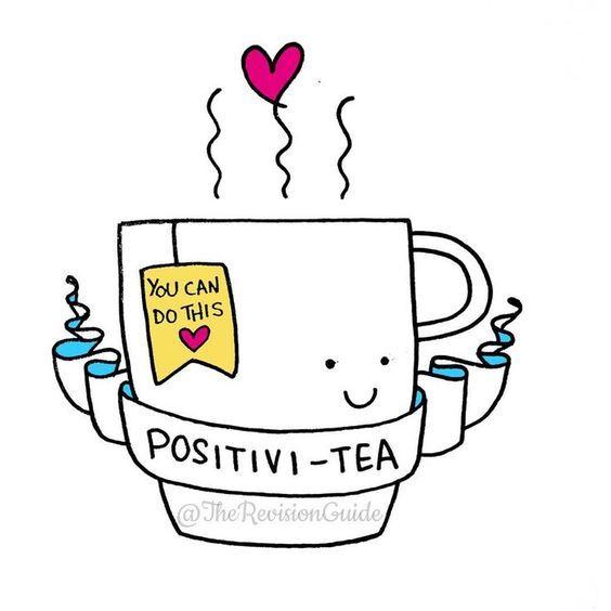 Tu té o café de la mañana :)