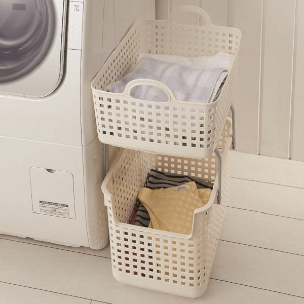 Stackable Laundry Baskets Your Organized Life Stackable