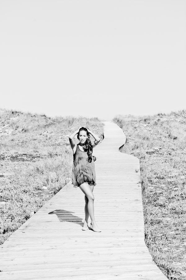Mel Rose Place - Topa I Love (I) #fashion #Zara #Galicia #beach #fashionbloggers #outfit #look #blackandwhite