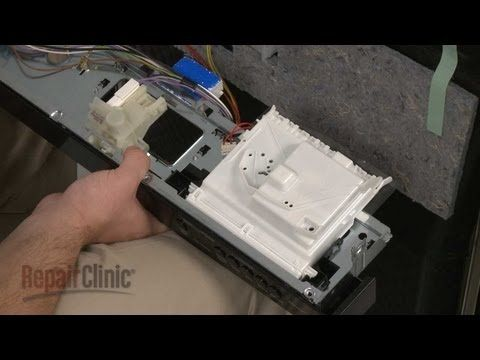 Dishwasher Main Control Board Replacement Bosch Dishwasher Repair Part 705665 Youtube Bosch Dishwashers Bosch Dishwasher Repair Bosch