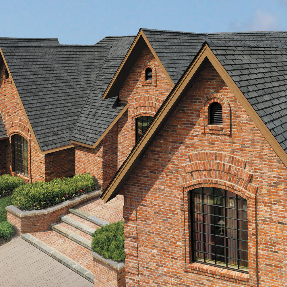 Best Gaf Slateline® Roofing Shingles House Roof Shingling 640 x 480