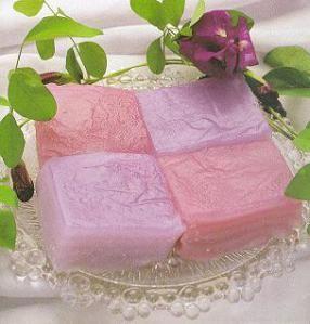 สูตรขนมหวานไทย : ขนมชั้น ส่วนผสม หัวกะทิ 4 ถ้วย น้ำตาลท…
