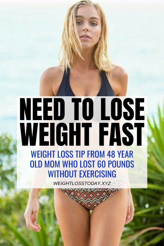 Weight Loss Plan That Works. 48 Year old woman Loses 60 Pounds Without Dieting Or Exercising | lose...