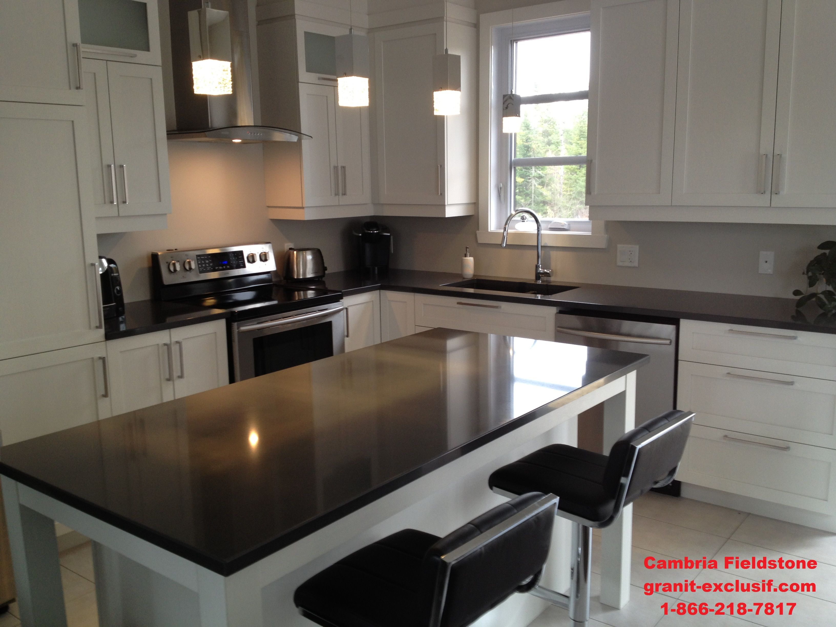 Cambria Fieldstone Home Kitchens Kitchen Kitchen Projects