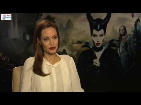 Learn English With Angelina Jolie Interview English