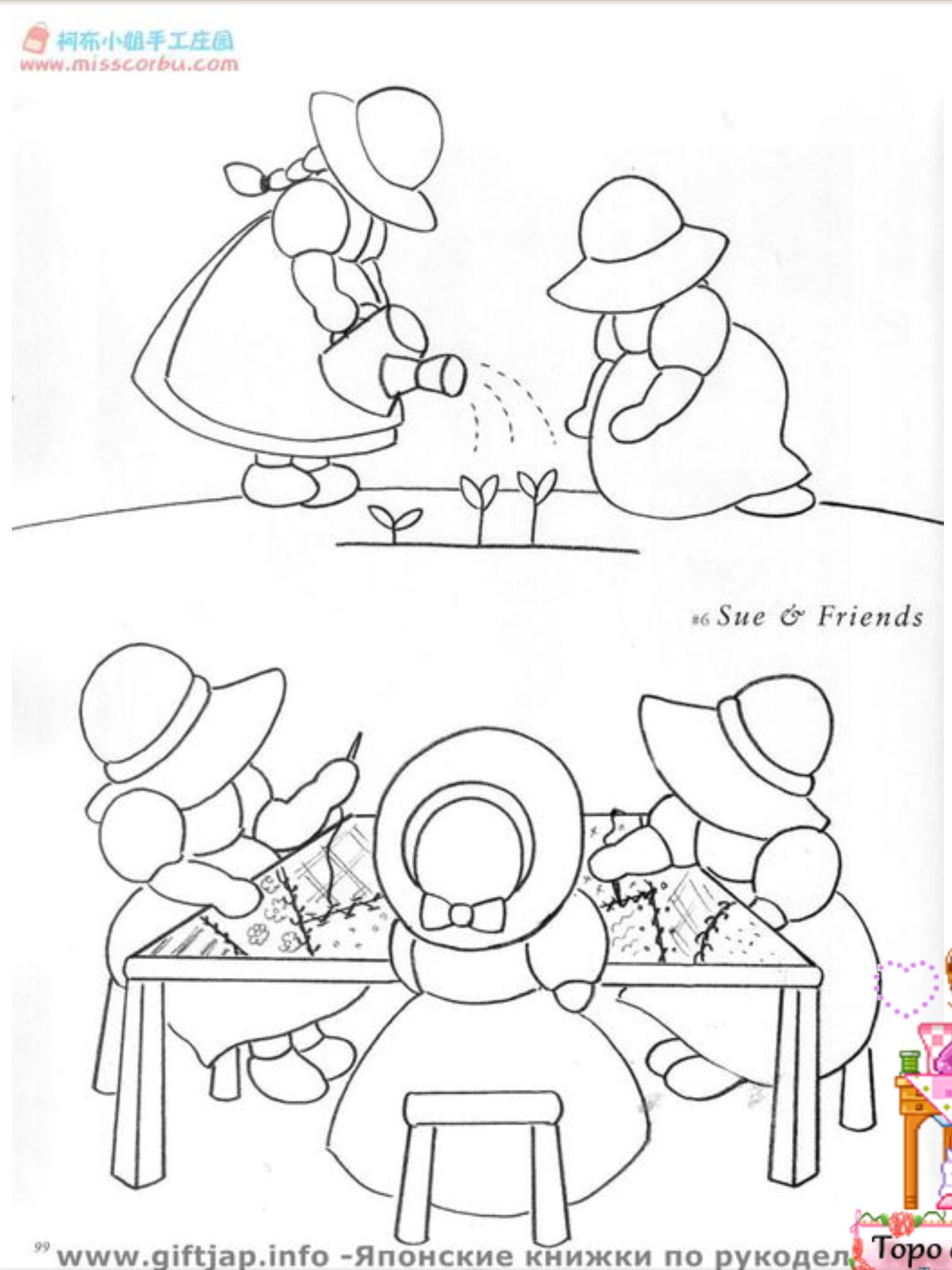Sue and Sam | Sue and Billy | Pinterest | Bordado, Patrones and ...