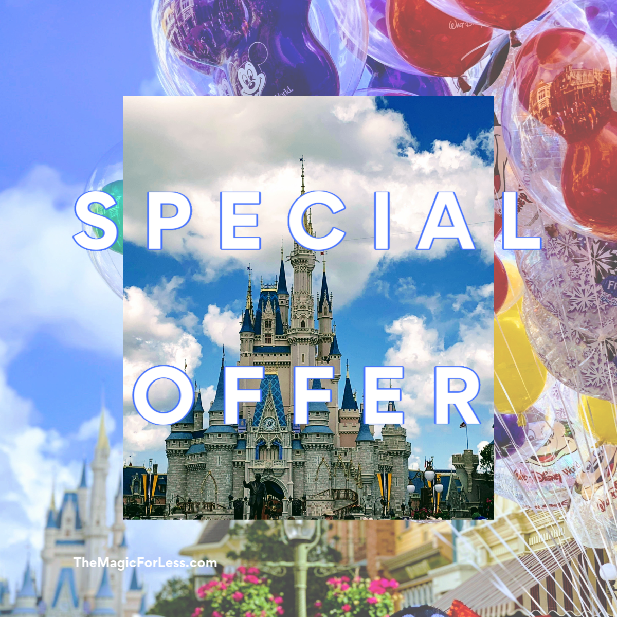 Special Offers And Discounts For Walt Disney World Vacations The Magic For Less Travel In 2020 Disney World Discounts Walt Disney World Vacations Disney World Vacation