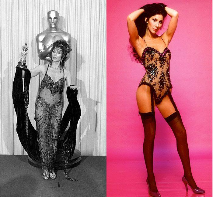Hottest Oscar Winners: Cher.