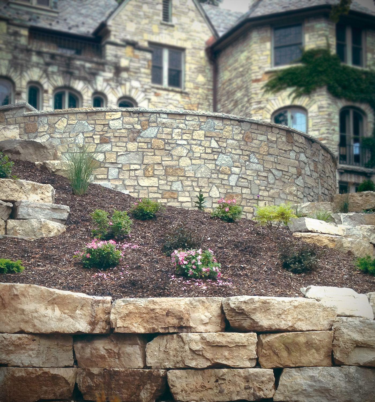Pin On Mosaic Full Thin Stone Veneer Masonry Fieldstone River Rock Masonry Building Stone Veneers