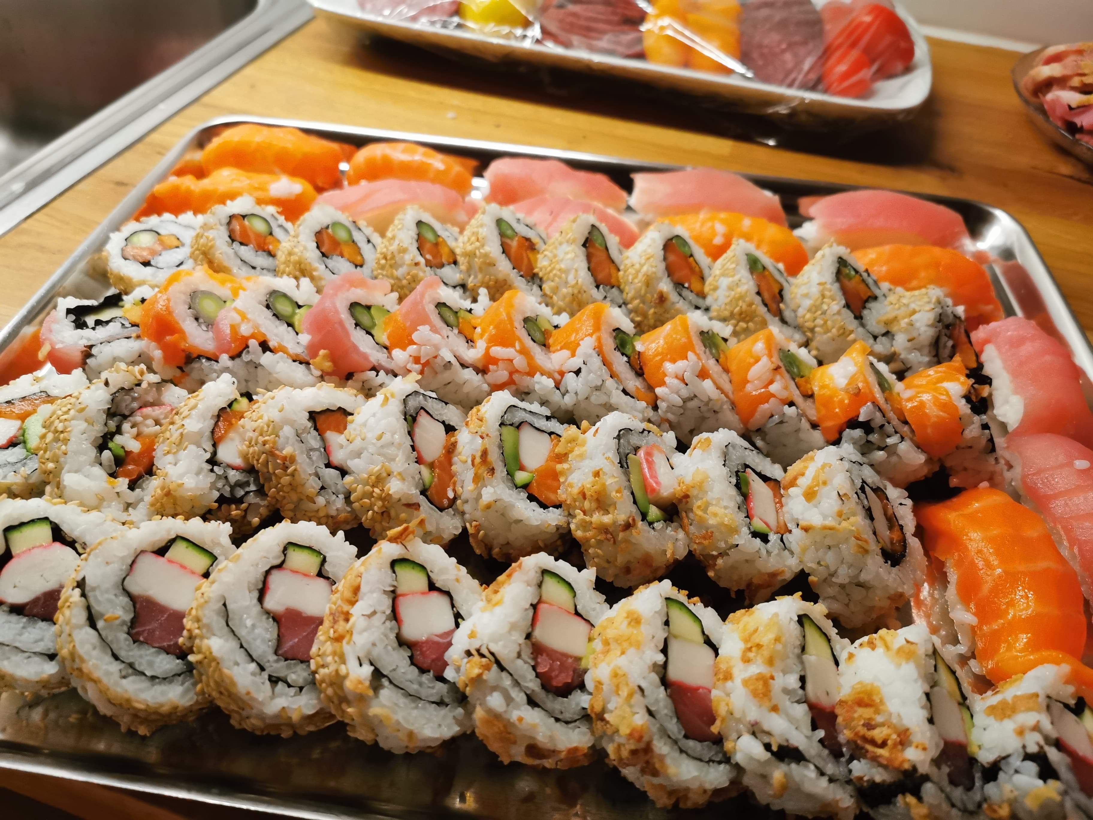 No Christmas Without Sushi What Does Reddit Think Food Best Sushi