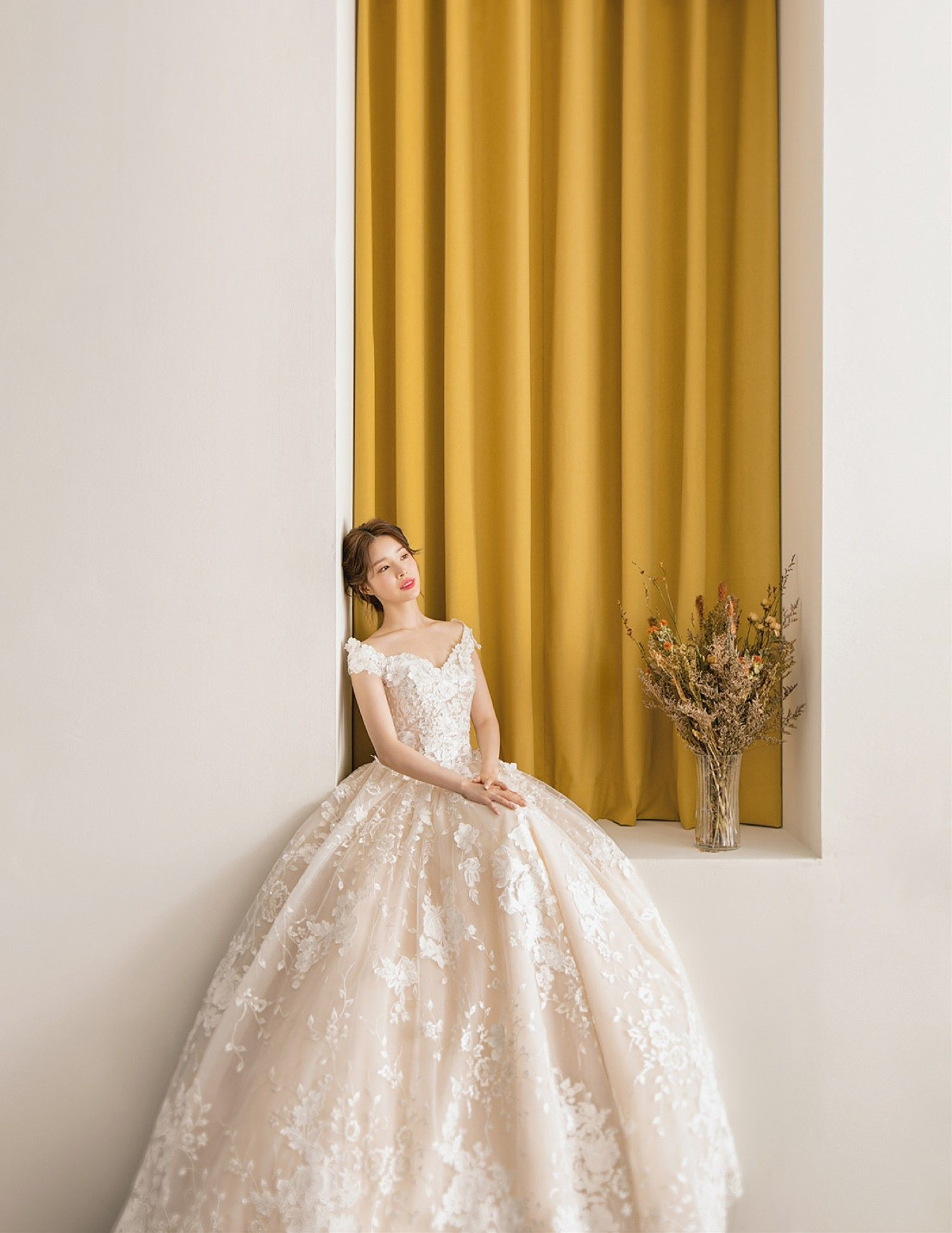 KOREAN WEDDING C024 MARRIED STUDIO korea wedding pledge