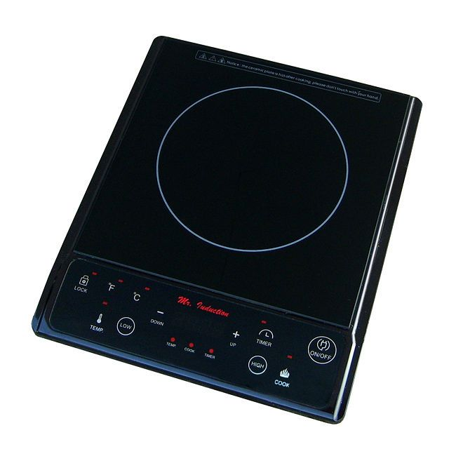 Induction Cooktop Burner Single Electric Cook Top Range Portable Hotplate Stove Induction Cooktop Induction Cookware Cooktop