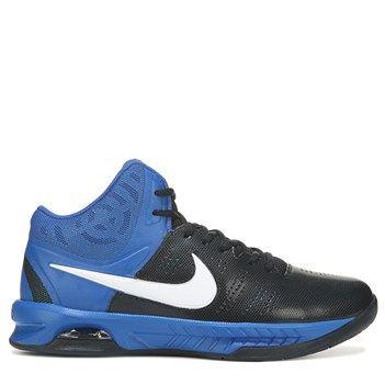 hot sale online 0f879 815f4 Nike Men s Air Visi Pro VI Basketball Shoes (Black Royal)