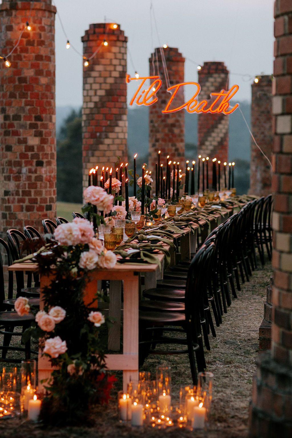 STYLED PARADISE BOTANICAL in 2020 Wedding, Outdoor