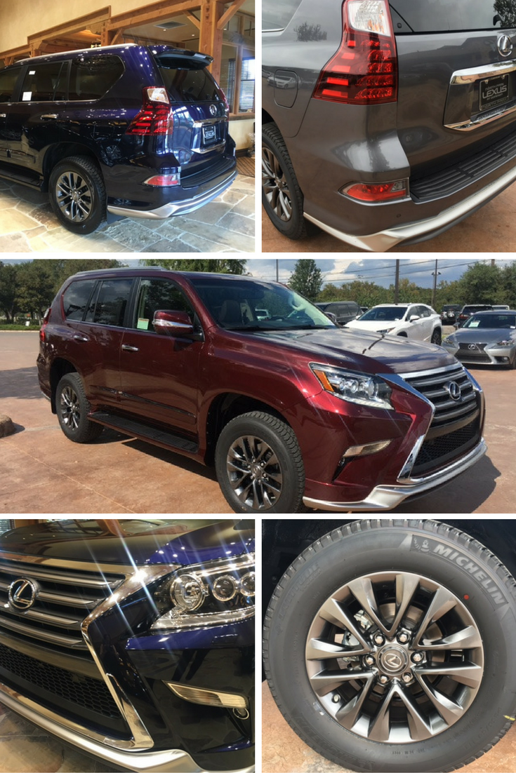 The New Sport Design Features For The 2017 Lexus Gx460 Available Now At North Park Lexus At Dominion Lexus Gx 460 Lexus Models Lexus Gx