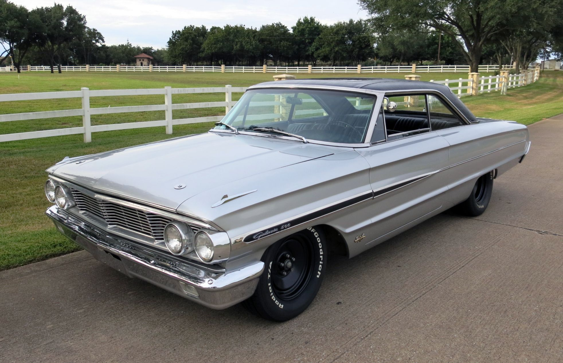 427 Powered 1964 Ford Galaxie 500 5 Speed