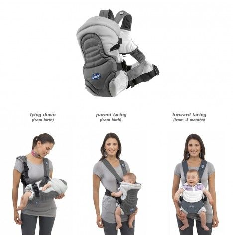 Chicco Soft Dream Baby Carrier 3 Ways Baby Carrier Dream Baby