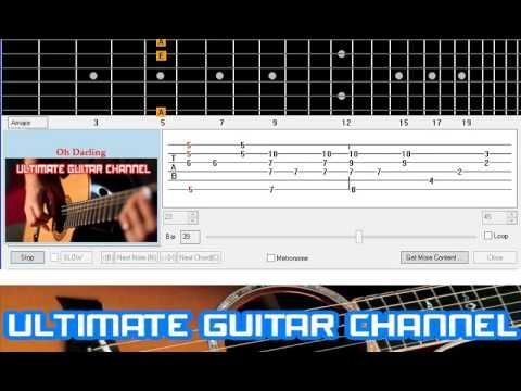 Guitar Solo Tab Oh Darling Beatles Guitar Solo I Started A Joke Guitar Lessons