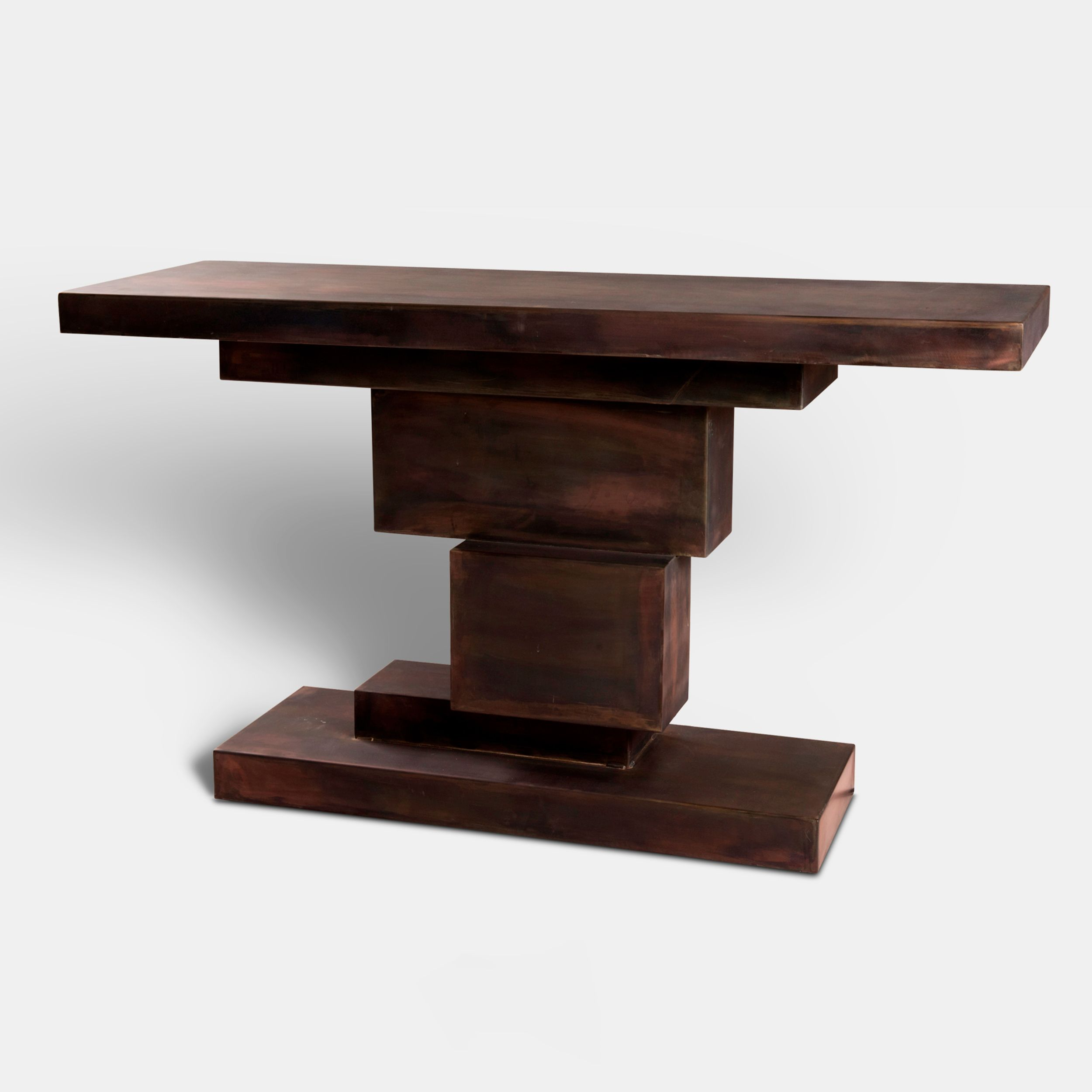 Porter wall table bronze rapture interior luxury collection fall