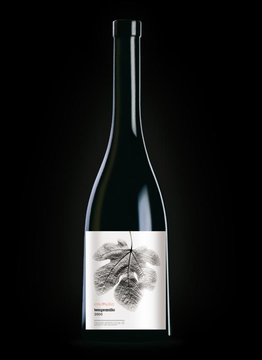 Diseño de etiqueta de Vino Eva & Adán, wine packaging