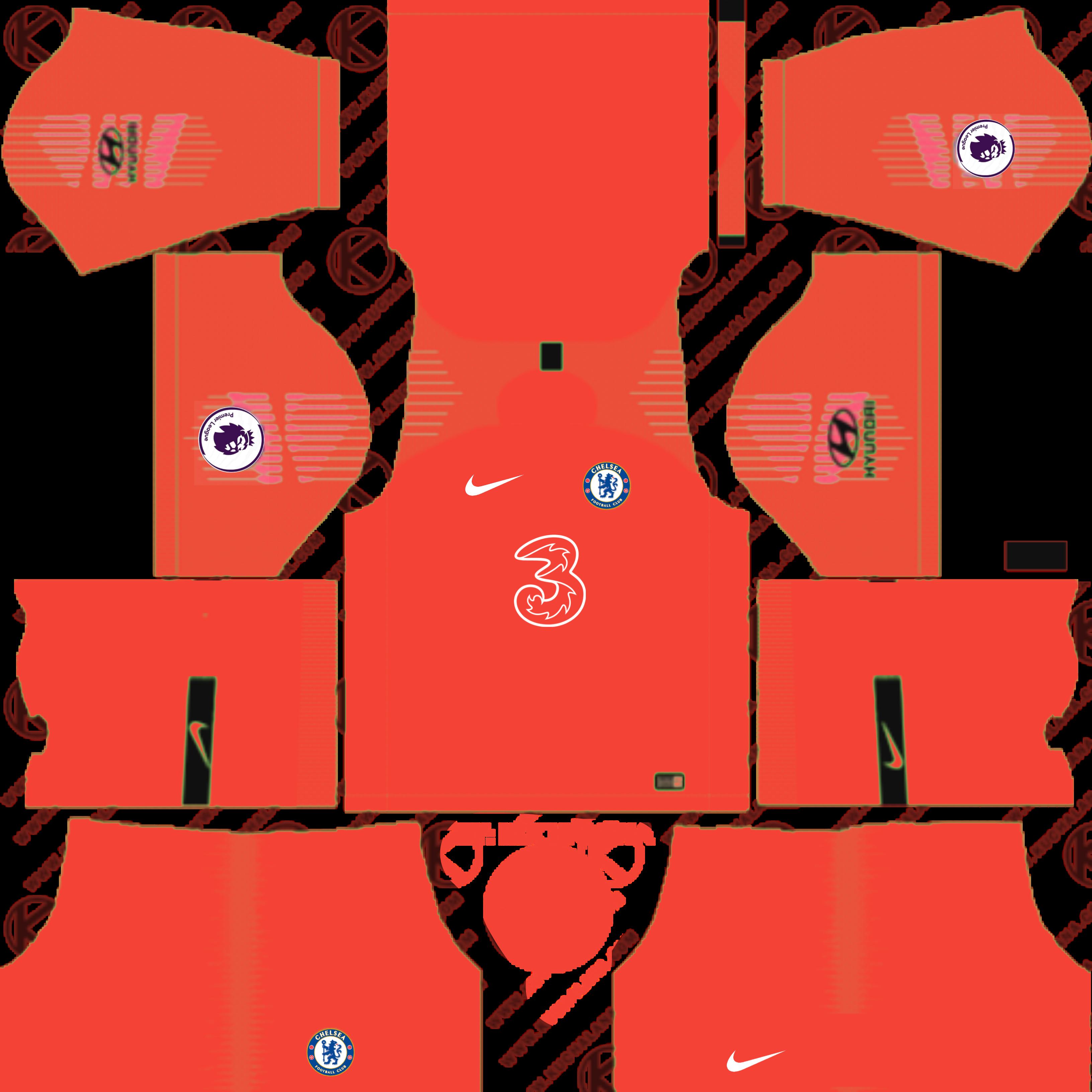 Dls Chelsea Kits 2021 Dream League Soccer Mobile Game Premier League Soccer Liverpool Kit League