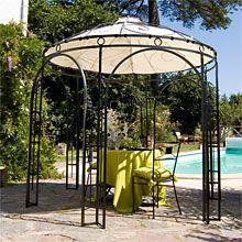 Tonnelles Fer Tous Les Objets De Decoration Sur Elle Maison Decoracao Jardim Jardim Decoracao