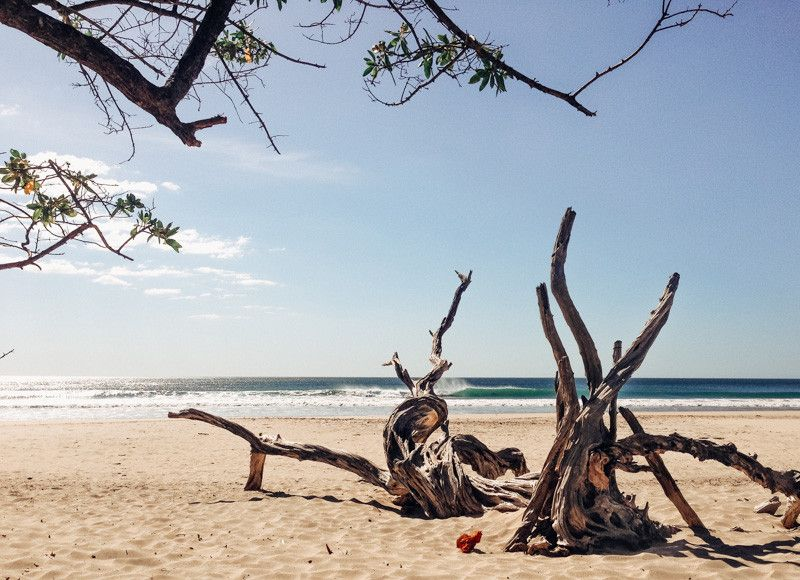Playa Avellanas Surf Guide Beach Pictures Costa Rica Beaches Beaches In The World
