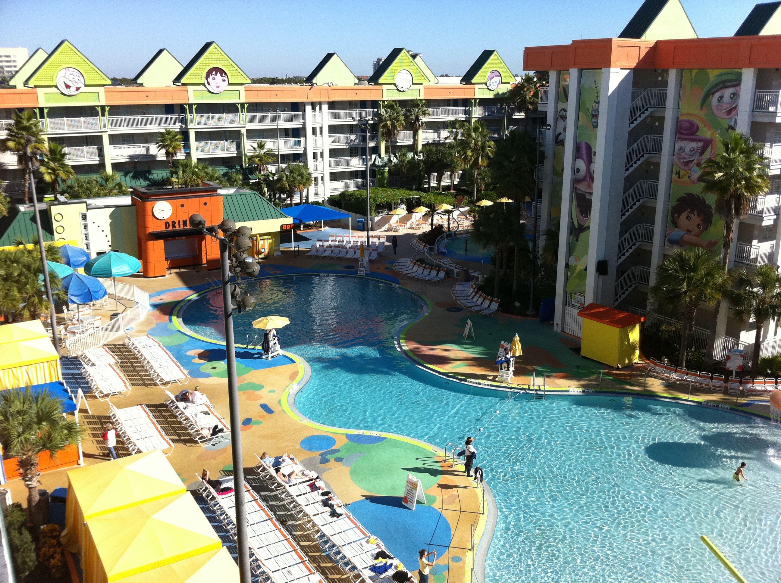 Nickelodeon Hotel Orlando Exciting Pinterest Cruise Ships - Nickelodeon cruise ships