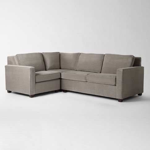 Henry 3-Piece Sectional | west elm