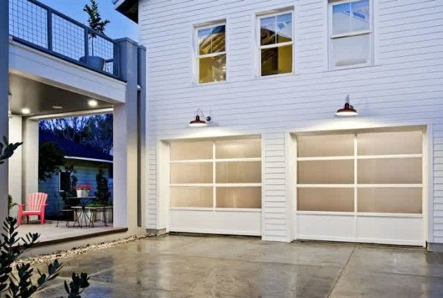 Insulated Glass Garage Doors Home Styles Ideas Garage Doors Glass Garage Door Modern Garage Doors