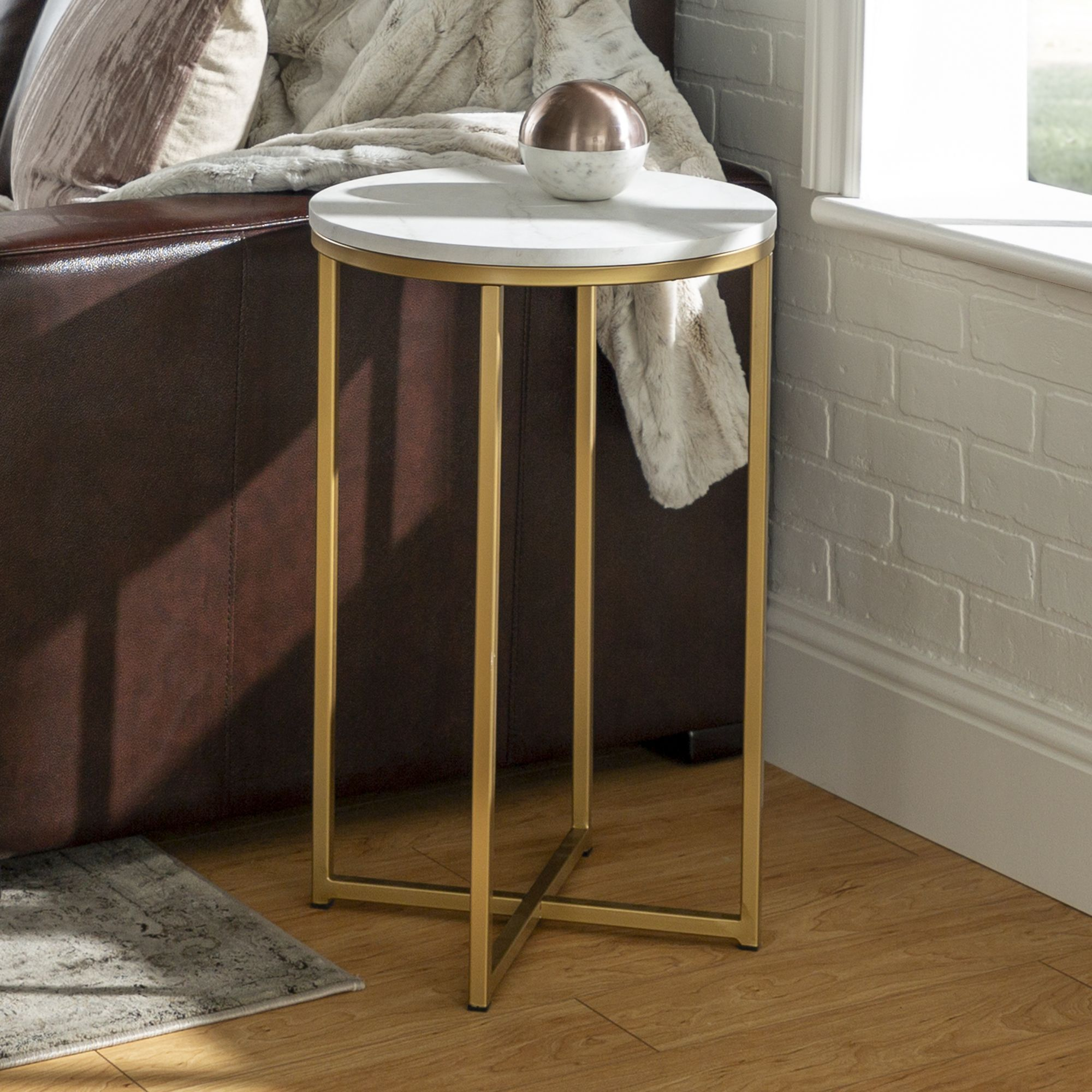 Home In 2020 Metal End Tables End Tables Wood Metal