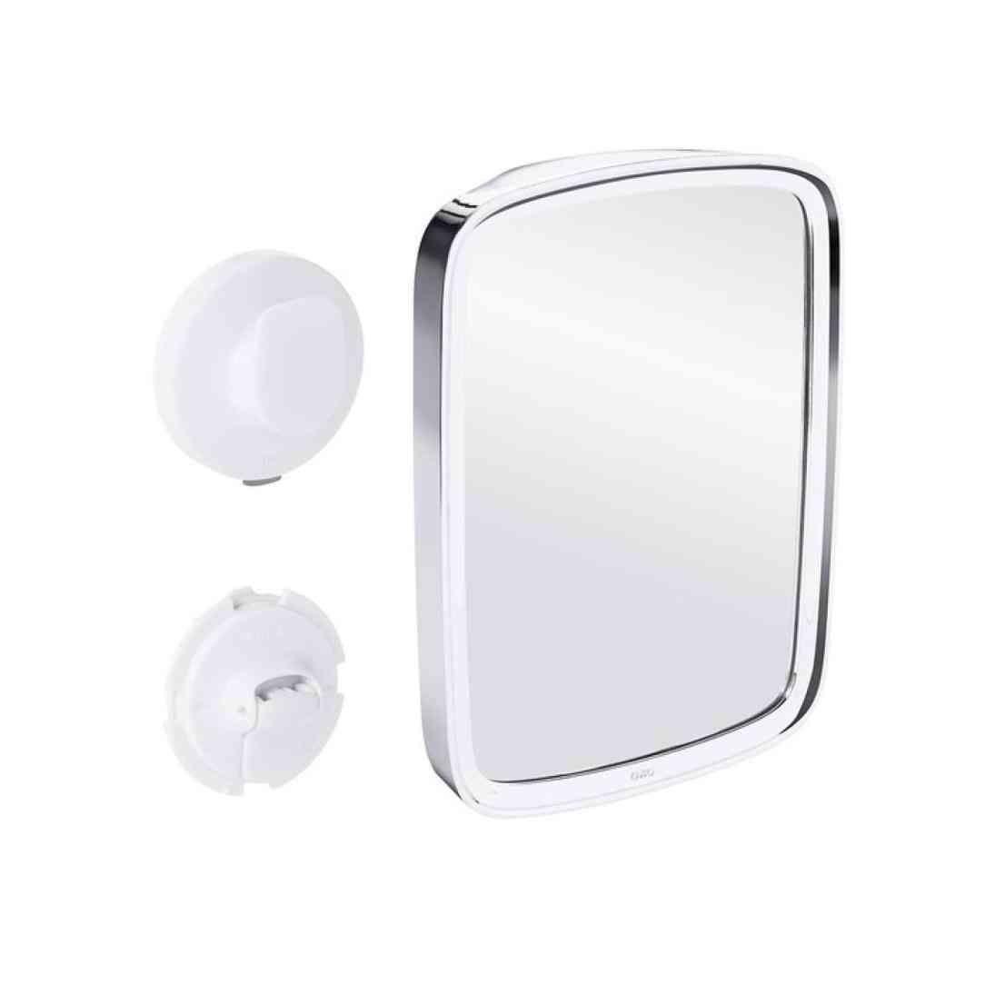 New Post Bathroom Suction Mirror