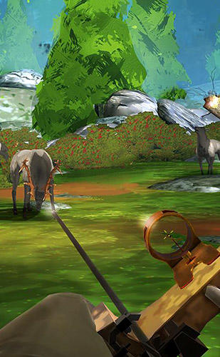 Bowhunting duel 1v1 PvP online hunting game for Android