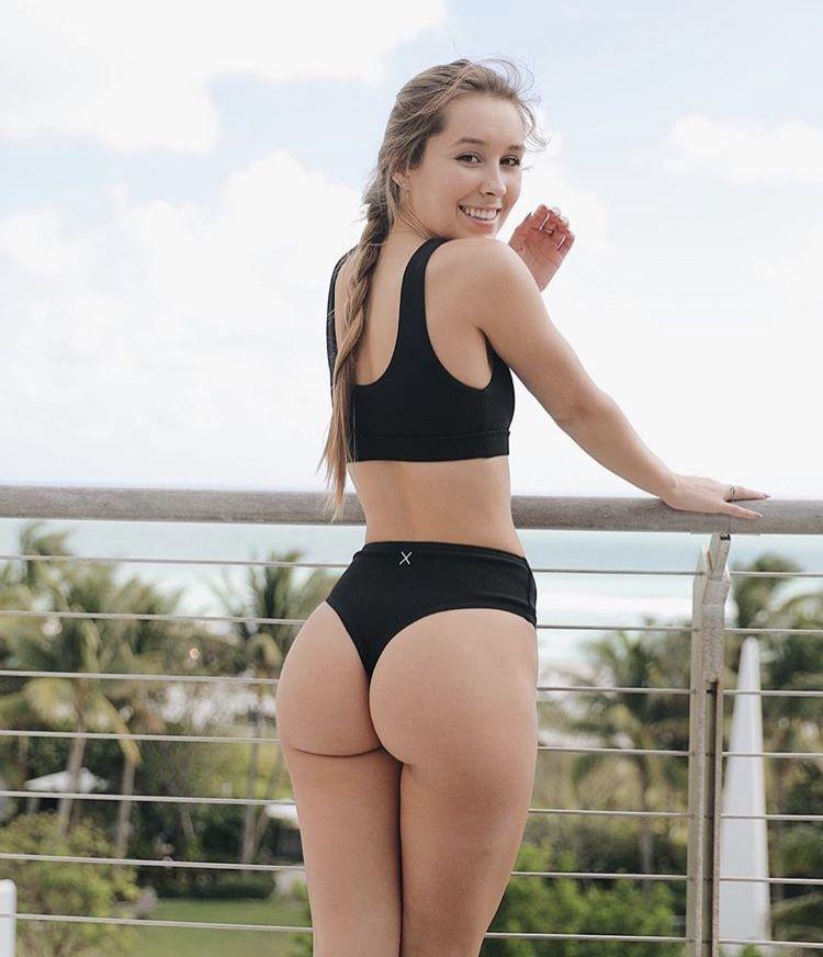 4c26fc158 Manhattan Black Yogi Top in 2019 | Boutine LA Bikini Tops | Bikinis ...