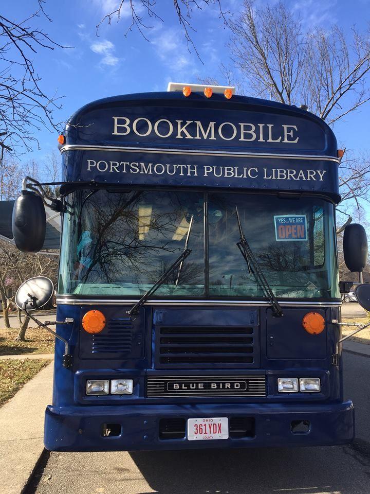 Bookmobile 2018 bookmobile ohio portsmouth
