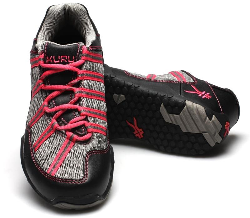 Chicane Black Amp Magenta Women S Active Walking Shoes For
