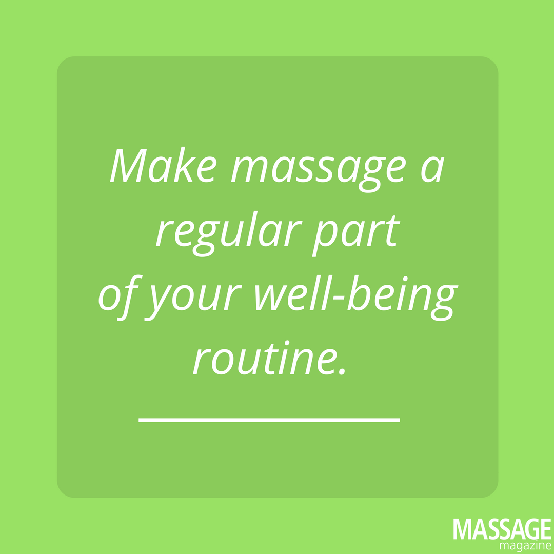 How often do you personally get a massage? #Happy #Wednesday ...
