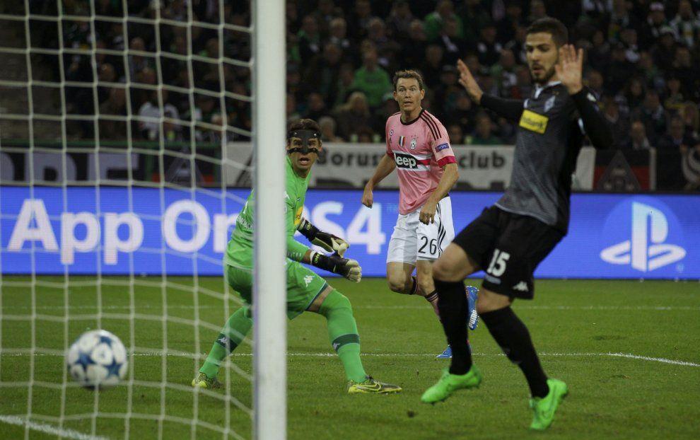 Borussia M.-Juventus, il film della partita