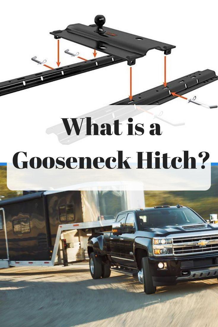 What is a gooseneck hitch gooseneck fifth wheel