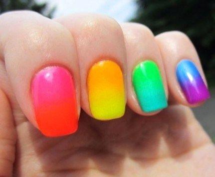 30 Beautiful Summer Nail Art Color Ideas – fashionetmag.com