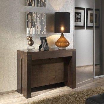 Mesa consola extensible silvia s49 | Decoracion | Pinterest | Mesa ...