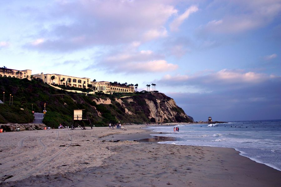 Ritz Carlton Salt Creek Beach Ca