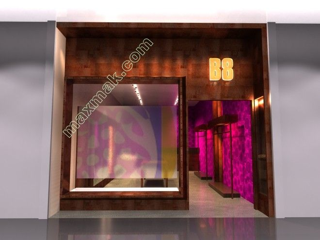 Fabuloso projeto de fachada de loja   Fashion Store   Pinterest   Fachadas  WO62