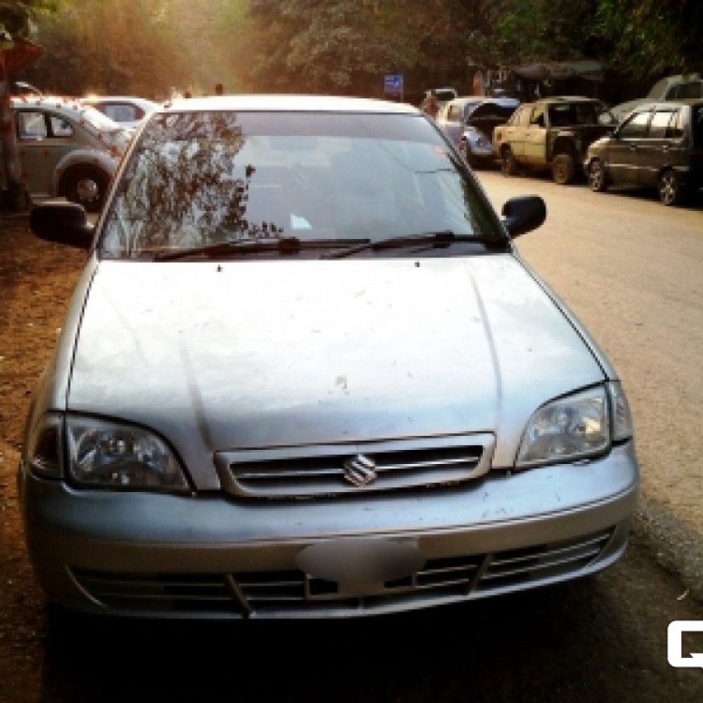 Comments by Seller Home used car. Alloy Rim, AC & CNG, New