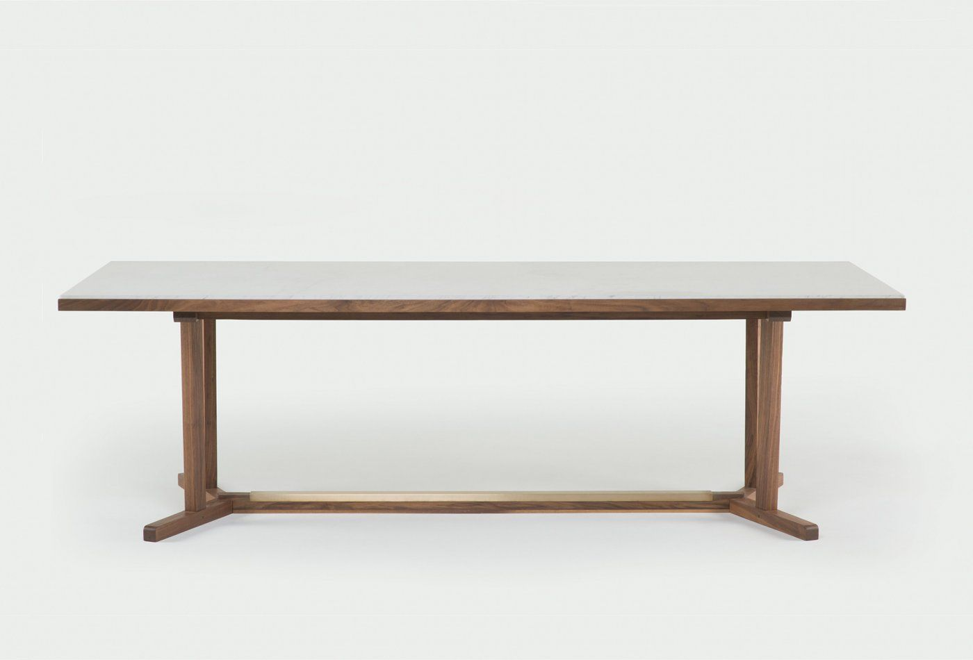 Viewing Neri Hu 764m Shaker Dining Table Product Dining Table Marble Dining Dining Table Marble