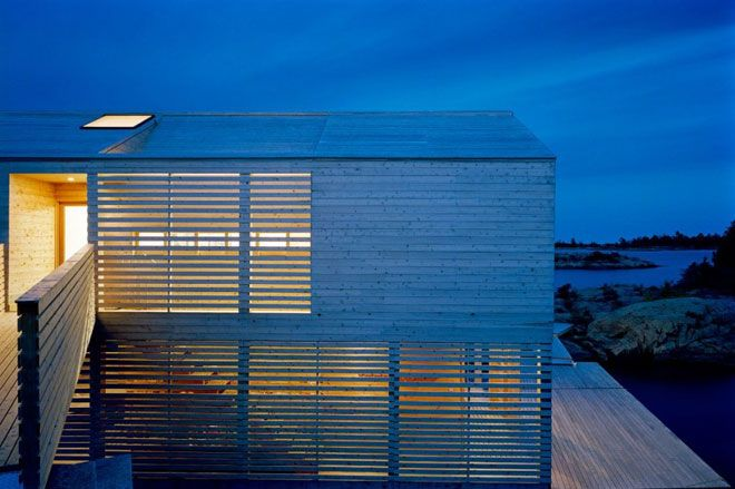 The Floating House | HUH.