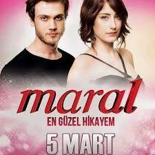 مشاهدة مسلسل مارال الحلقة 9 اون لاين يوتيوب Maral Ep 9 كوكوش مسلسلات تركى شاهد اون لاين Turkish Film Movies Actresses