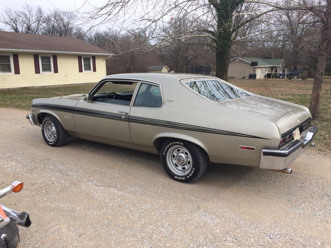 All Chevy 1973 chevy nova : Dad's 1973 Nova SS, purchased new and still has it. | CHEVY NOVA ...