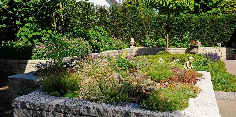 Garten Pflegeleicht Pflegeleichter Garten Garten Naturnaher Garten